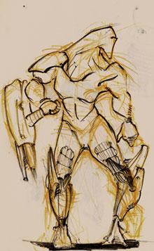 creion colorat / grafit