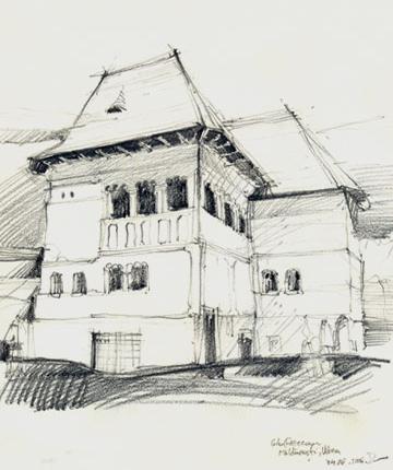 creion grafit, 7b
